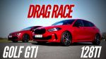 BMW 128ti vs Golf GTI