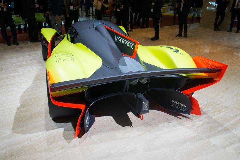 Aston Martin Valkyrie junior