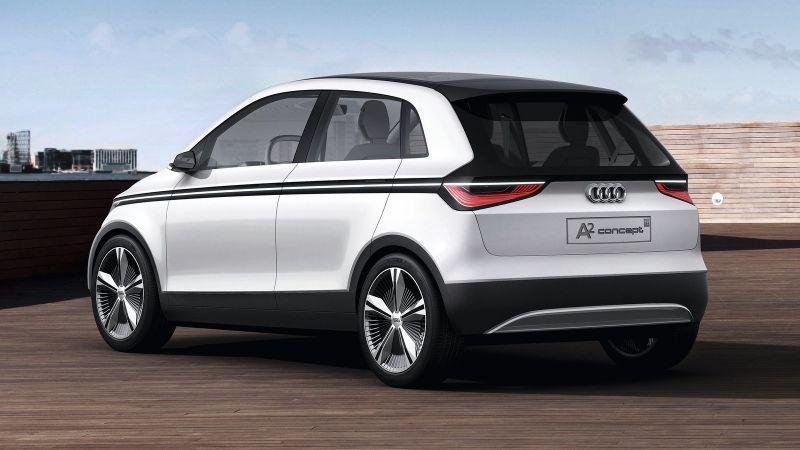 Audi A2q Verschijnt In 2018 Bandenspotter
