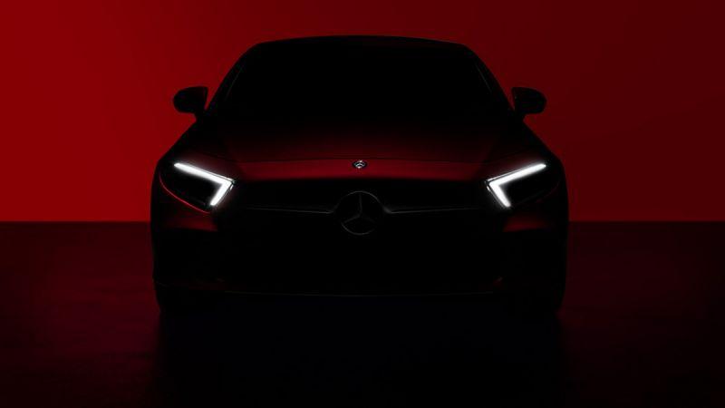 Mercedes benz cls teaser bandenspotter for Fred martin mercedes benz