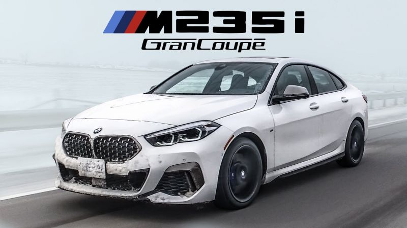Test BMW M235i Gran Coupé