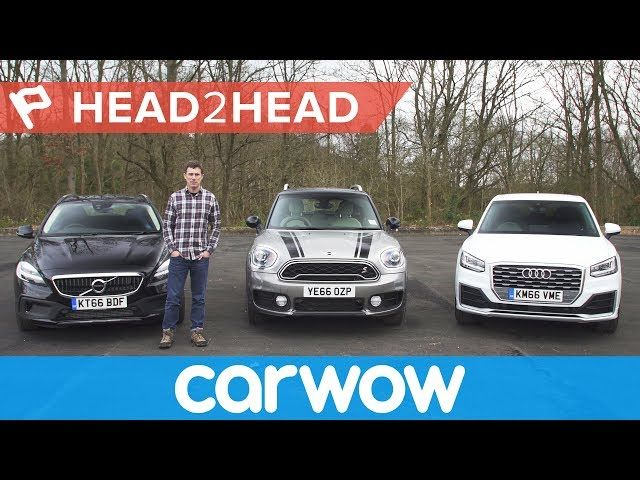 Q2 vs Countryman vs V40 XC