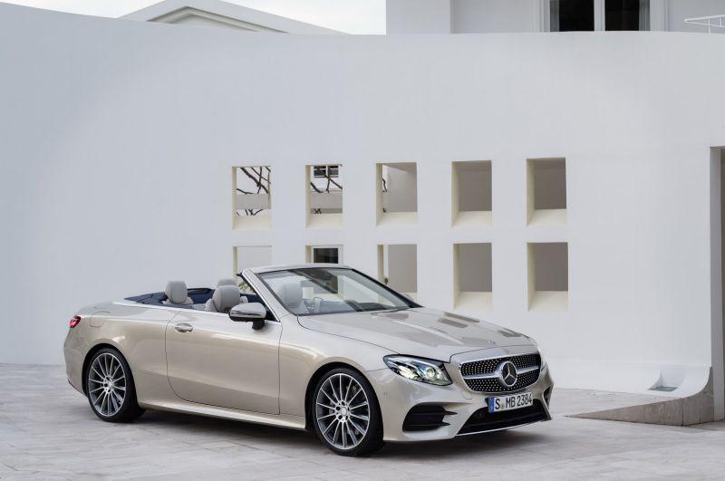 Mercedes benz e klasse cabrio bandenspotter for Fred martin mercedes benz