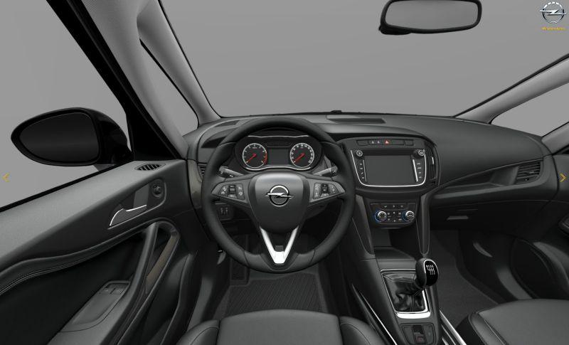2017 Opel Zafira Tourer | Bandenspotter