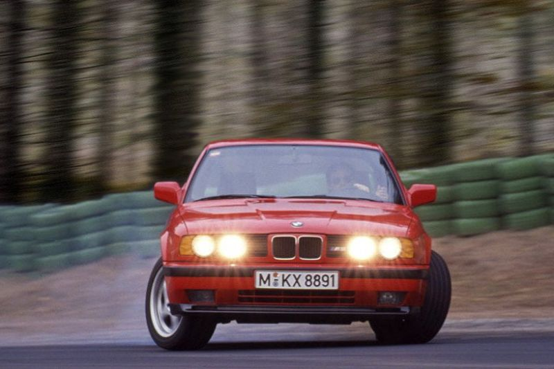 BMW 5-serie historie 3