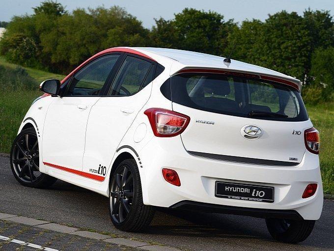 Hyundai I10 Sport Bandenspotter