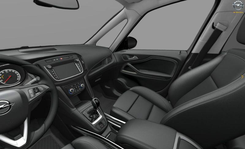 2017 Opel Zafira Tourer Bandenspotter
