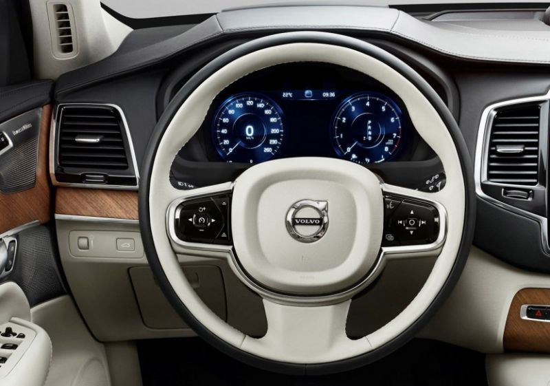 Interieur Xc90 Of Volvo Xc90 Interieur Video 39 S Bandenspotter